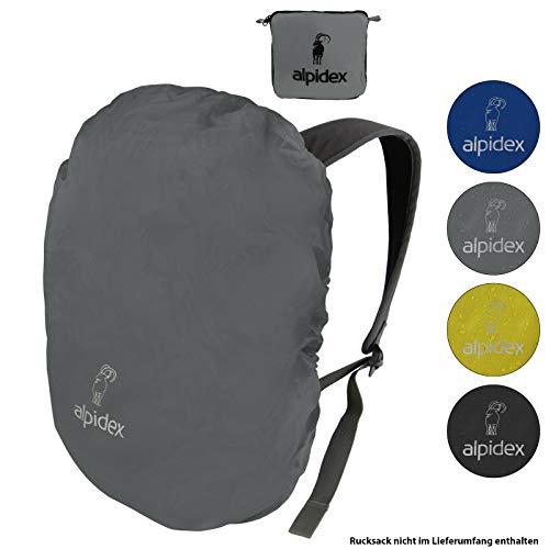 ec9262d5f7327 ALPIDEX Rucksack Regenschutz No Rain Regenhüllen Verschiedene Größen und  Farben